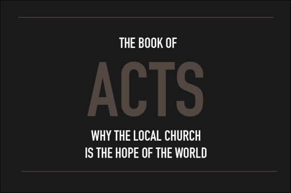 Series: The Book of Acts