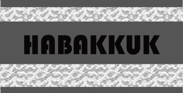 Series: Habakkuk