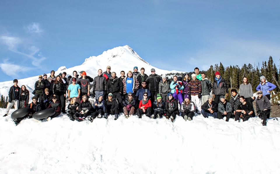 HS Winter Camp