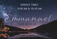 The Promise of Emmanuel